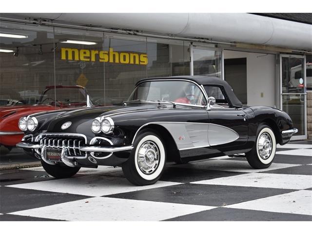 Picture of '60 Corvette - OZ6B