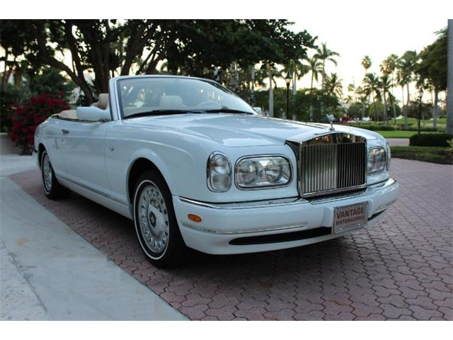 Picture of '01 Corniche Offered by  - OZ7J