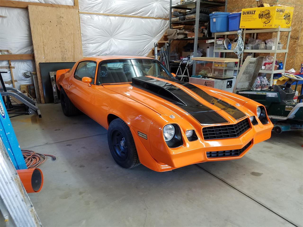Large Picture of '79 Camaro - OZ7Z