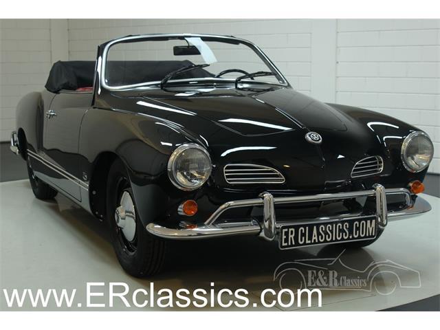 Picture of '60 Volkswagen Cabriolet - OZ85