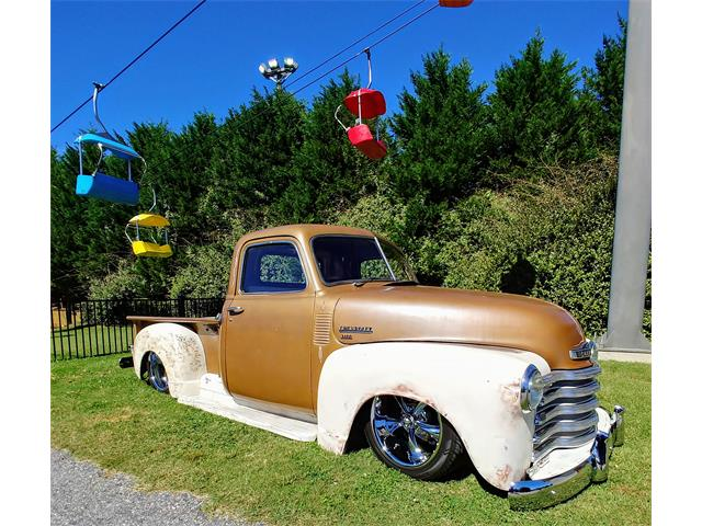 Picture of 1949 Chevrolet 3100 located in Cumming Georgia Offered by  - OZ8S
