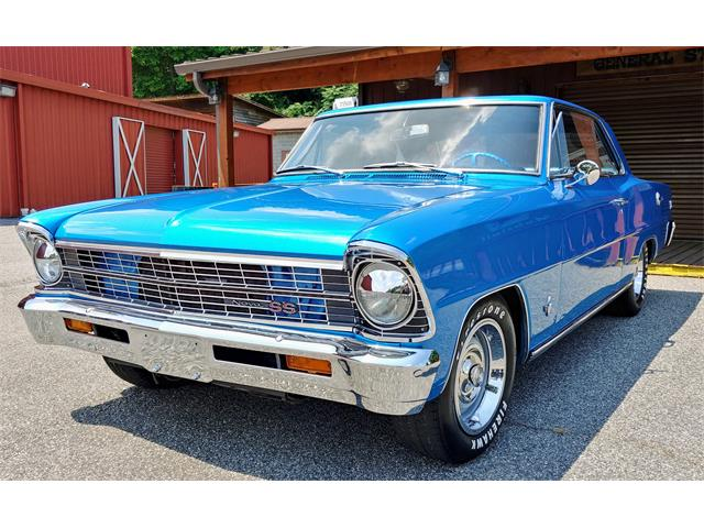 Picture of '67 Chevy II Nova - OZ8T