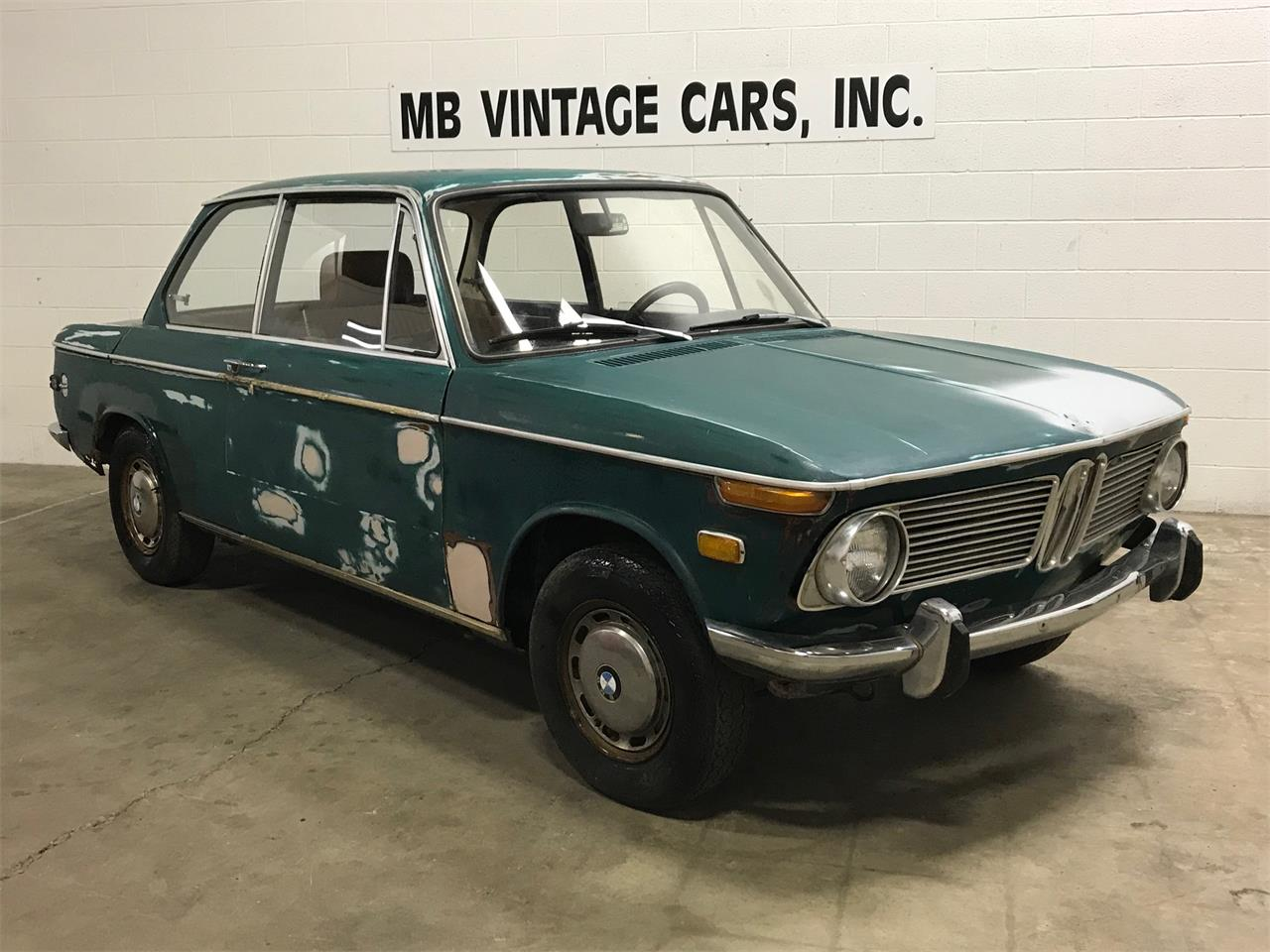 Large Picture of Classic '71 BMW 1600 located in Ohio - OZ8V