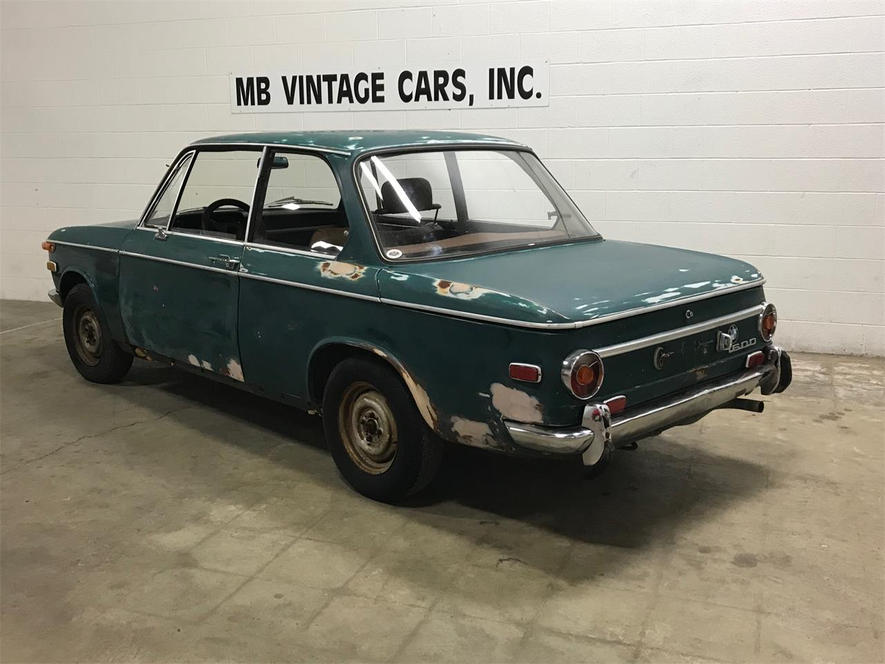 Large Picture of Classic 1971 BMW 1600 located in Ohio - OZ8V