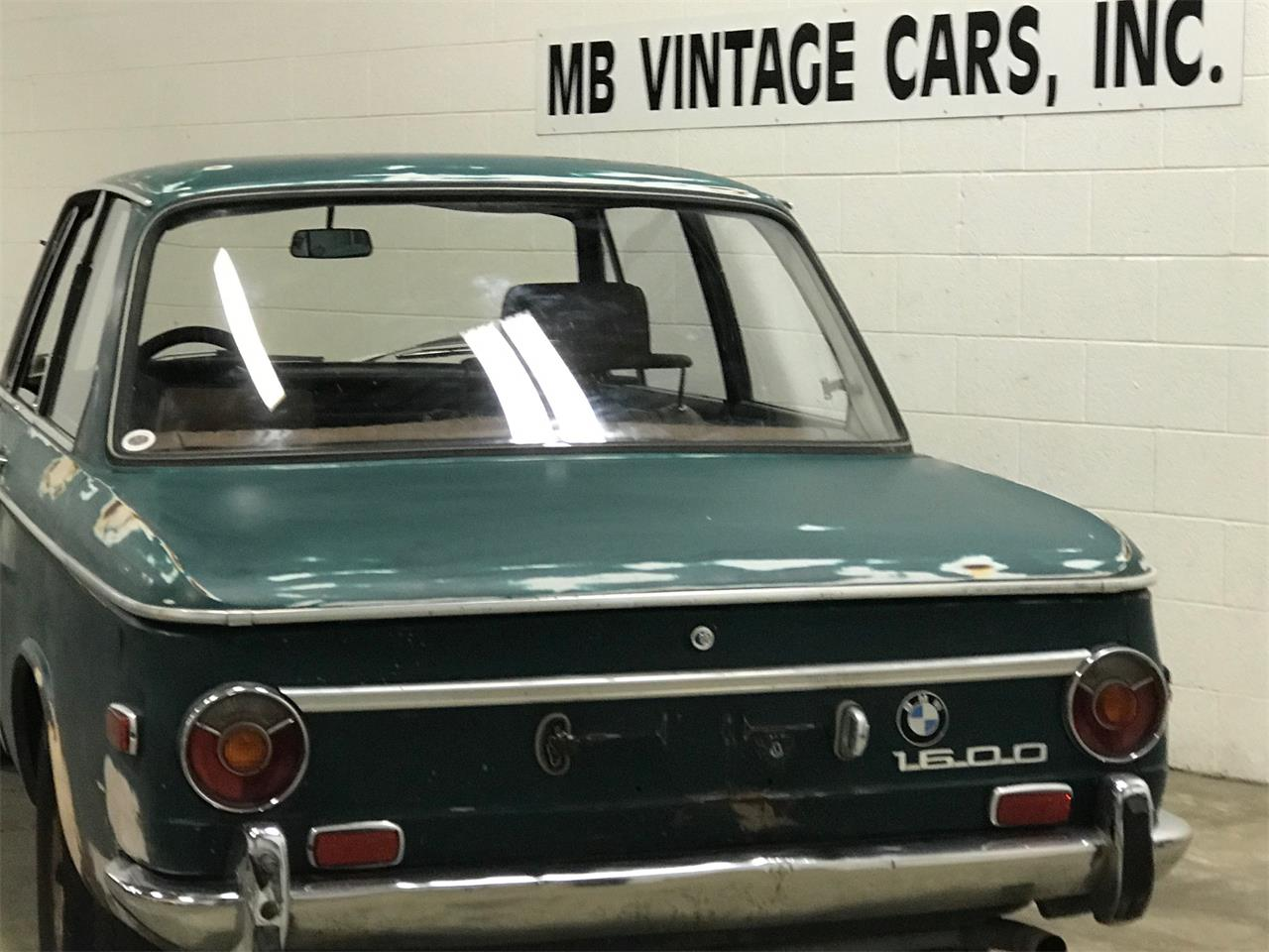 Large Picture of Classic 1971 BMW 1600 - OZ8V