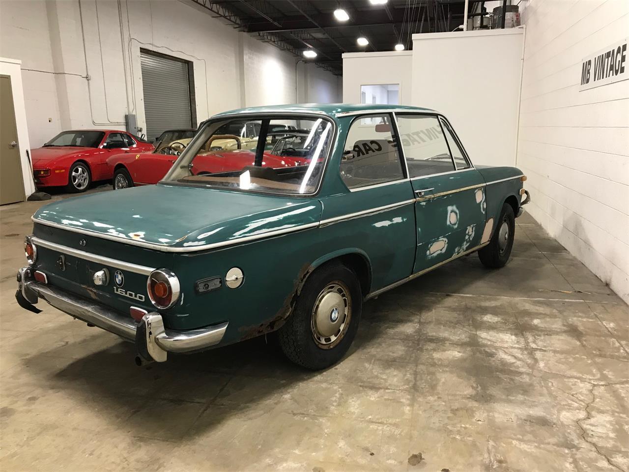 Large Picture of 1971 BMW 1600 Offered by MB Vintage Cars Inc - OZ8V