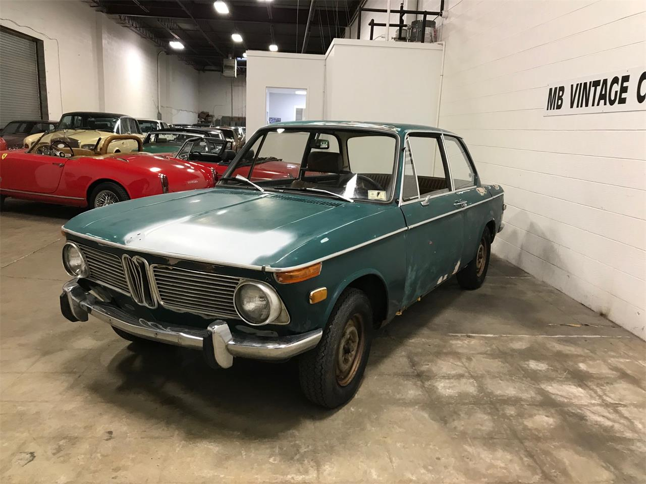 Large Picture of 1971 1600 located in Ohio Offered by MB Vintage Cars Inc - OZ8V