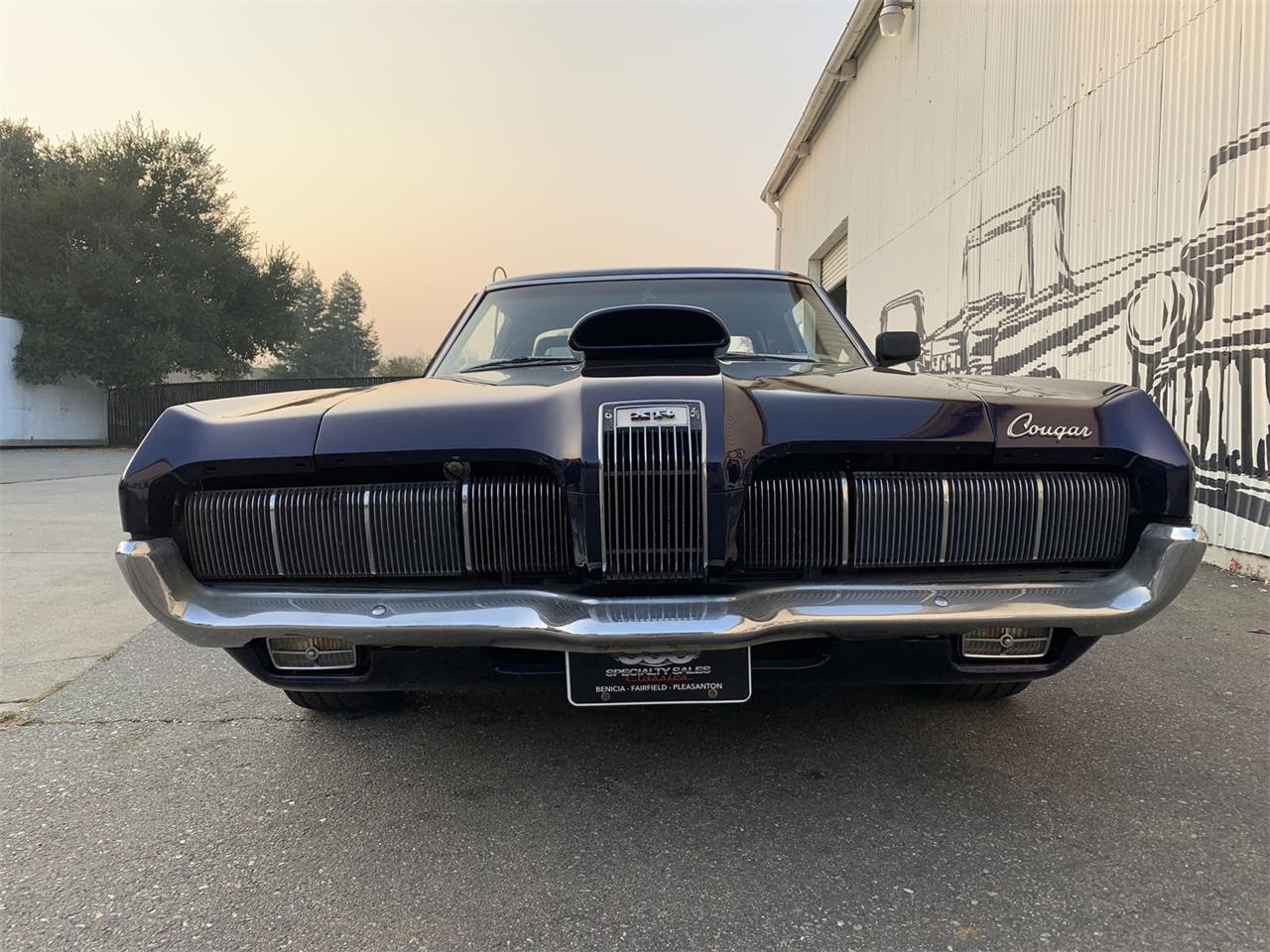 Large Picture of 1970 Mercury Cougar located in California - $17,990.00 - OZ98