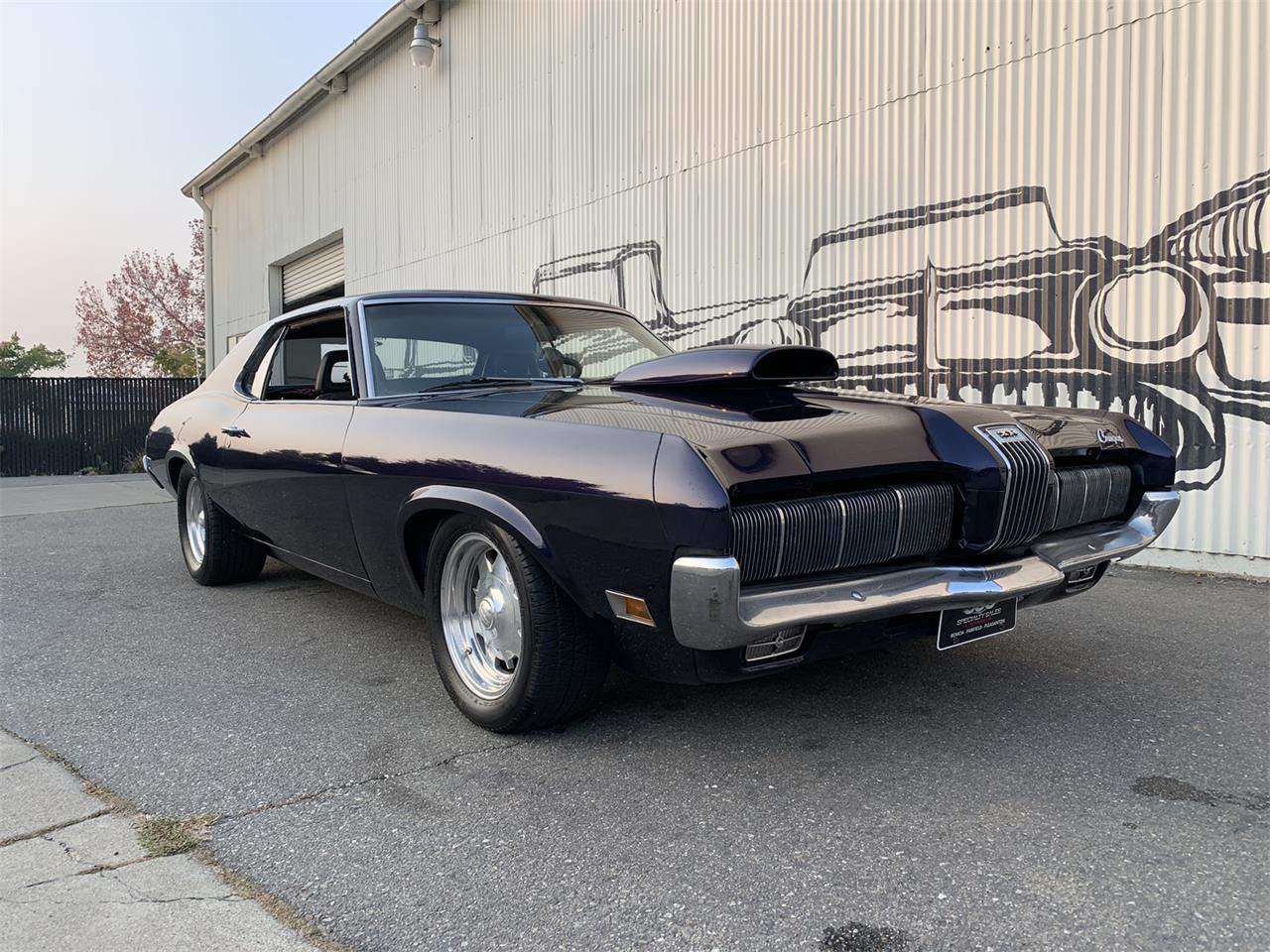 Large Picture of '70 Cougar located in Fairfield California Offered by Specialty Sales Classics - OZ98