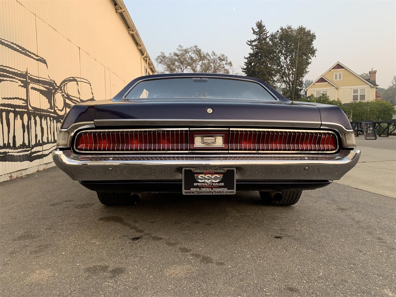 Large Picture of Classic '70 Cougar - OZ98