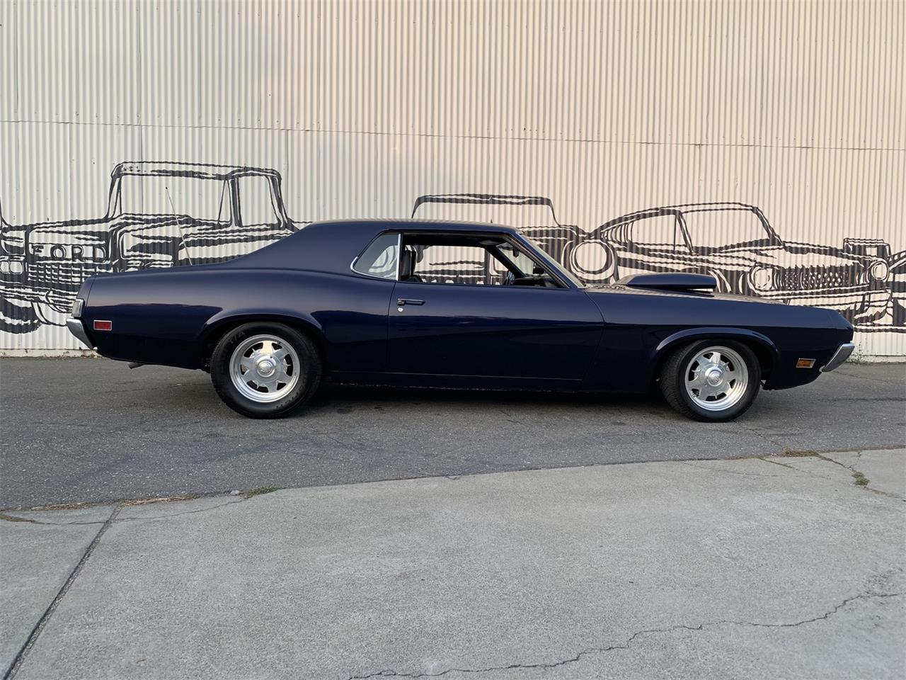 Large Picture of 1970 Mercury Cougar located in Fairfield California - OZ98