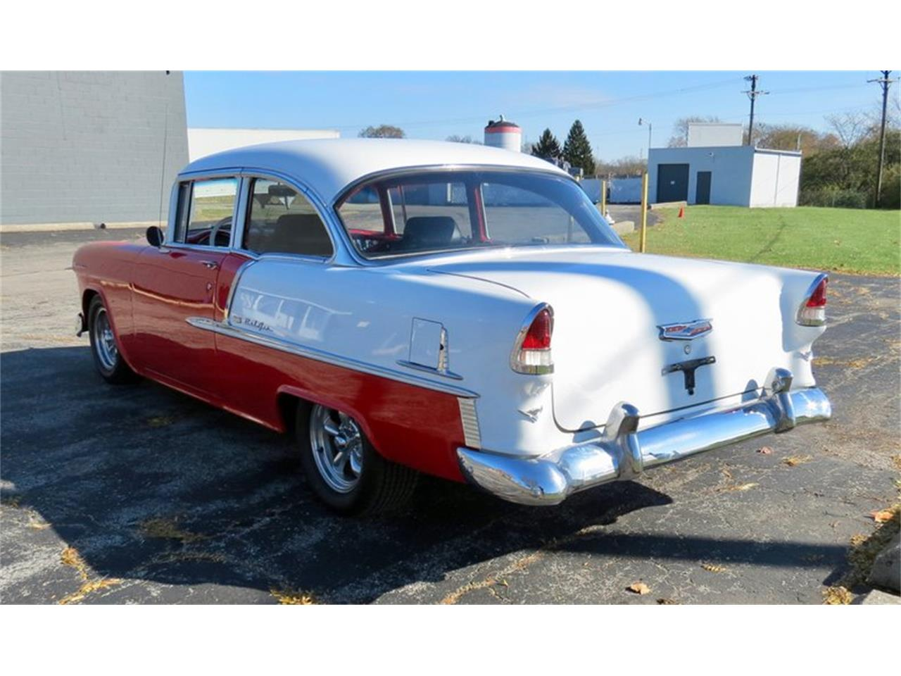Large Picture of '55 Bel Air - OZA7