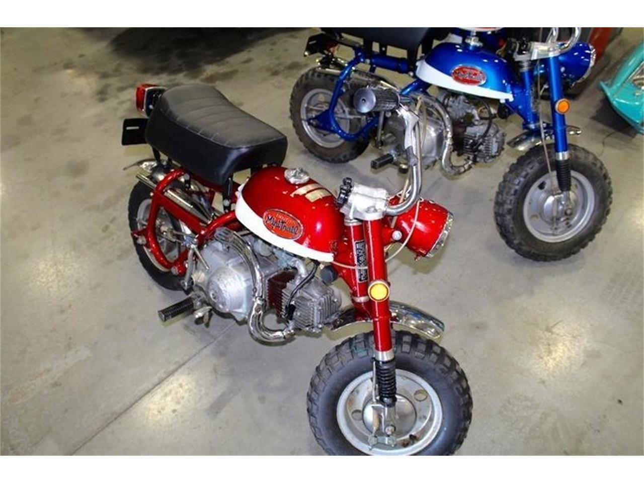 Large Picture of '71 Motorcycle - OZAJ