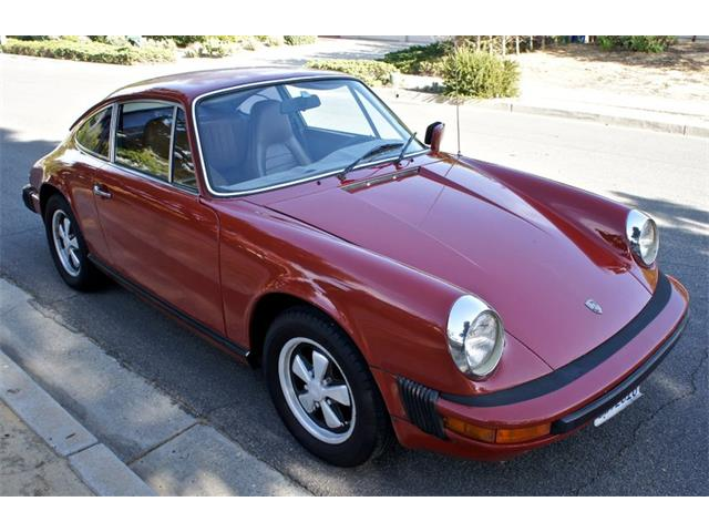Picture of '76 Porsche 911S located in Santa Barbara California Offered by  - OZB7