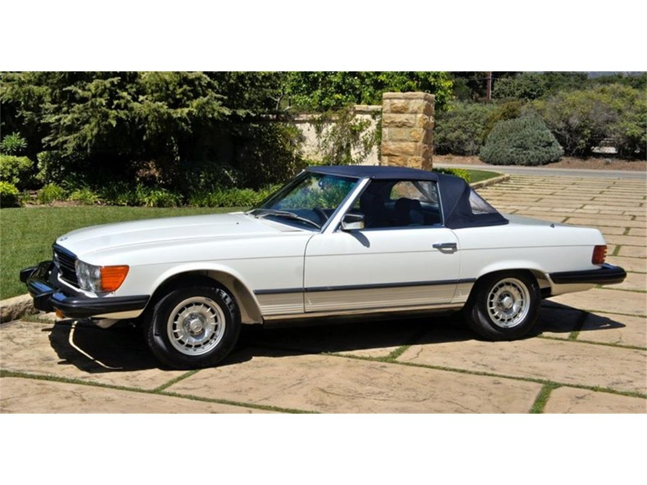 Large Picture of '80 450SL - OZB8