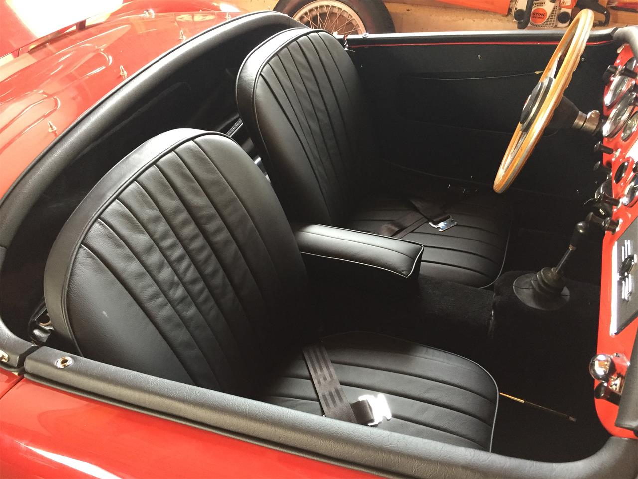 Large Picture of 1958 MG MGA 1500 - $22,800.00 - OZBH