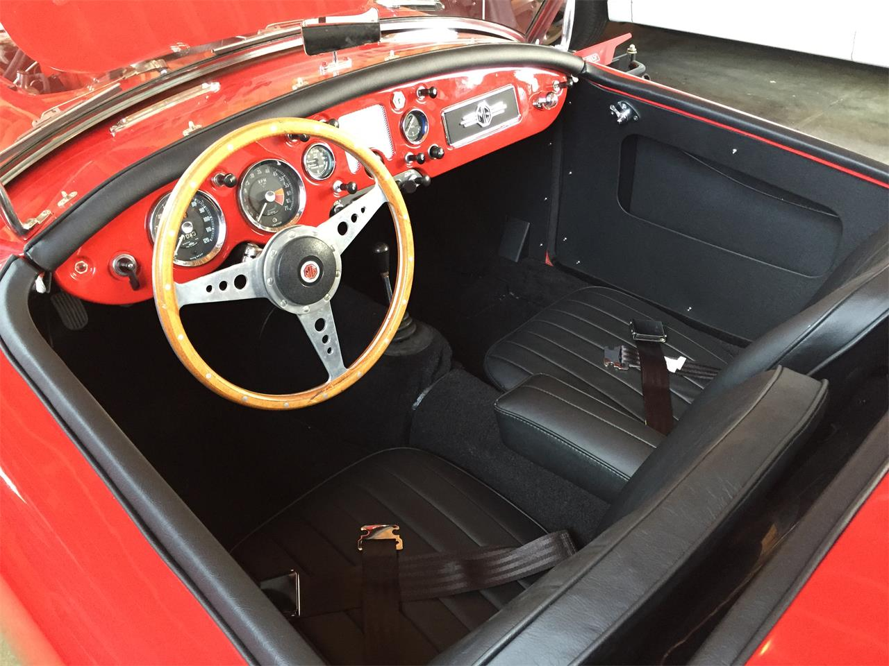Large Picture of Classic '58 MG MGA 1500 located in Montgomery Ohio - $22,800.00 Offered by a Private Seller - OZBH