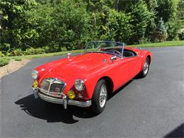 Picture of Classic 1958 MGA 1500 located in Ohio Offered by a Private Seller - OZBH