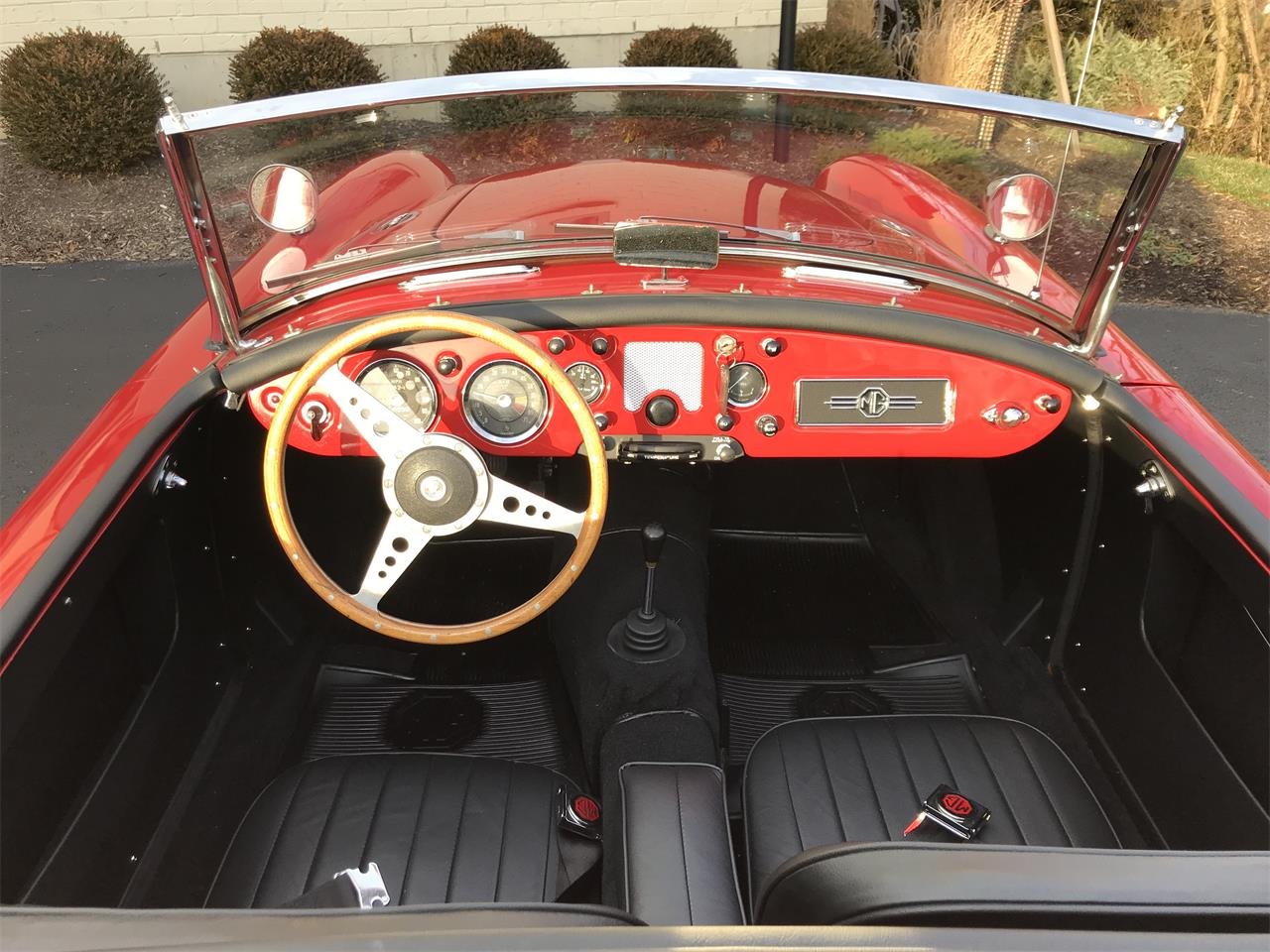 Large Picture of '58 MGA 1500 - OZBH