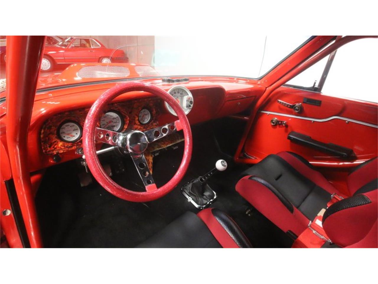 Large Picture of '64 Ford Fairlane Offered by Streetside Classics - Atlanta - OZCM