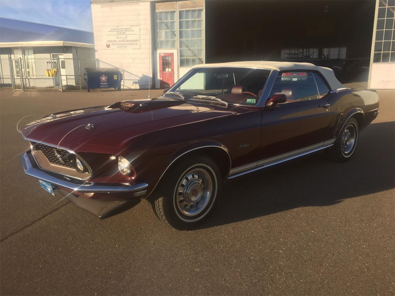 Large Picture of Classic '69 Mustang GT - $34,500.00 - OZE6