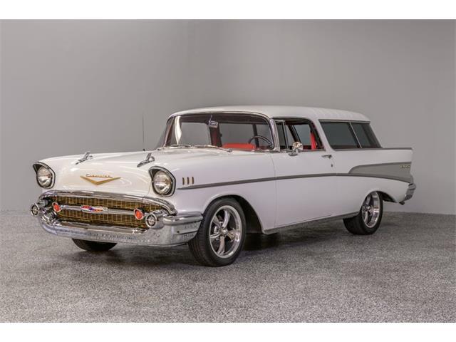 Picture of Classic '57 Chevrolet Nomad located in North Carolina - $67,995.00 - OZEC