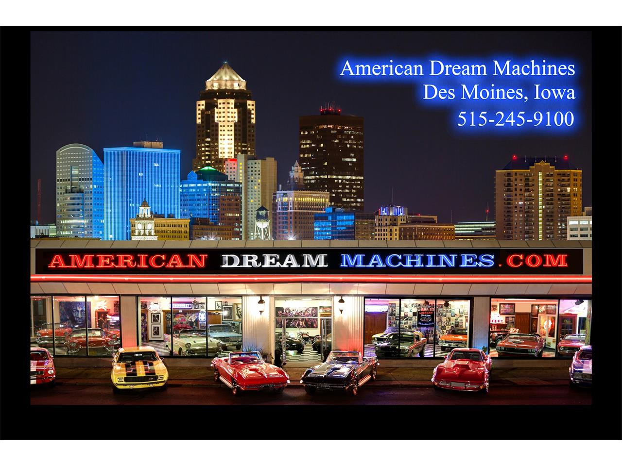 Large Picture of Classic '70 Chevelle located in Iowa Offered by American Dream Machines - OZEG