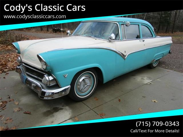 Picture of Classic '55 Ford Fairlane Offered by  - OZEP