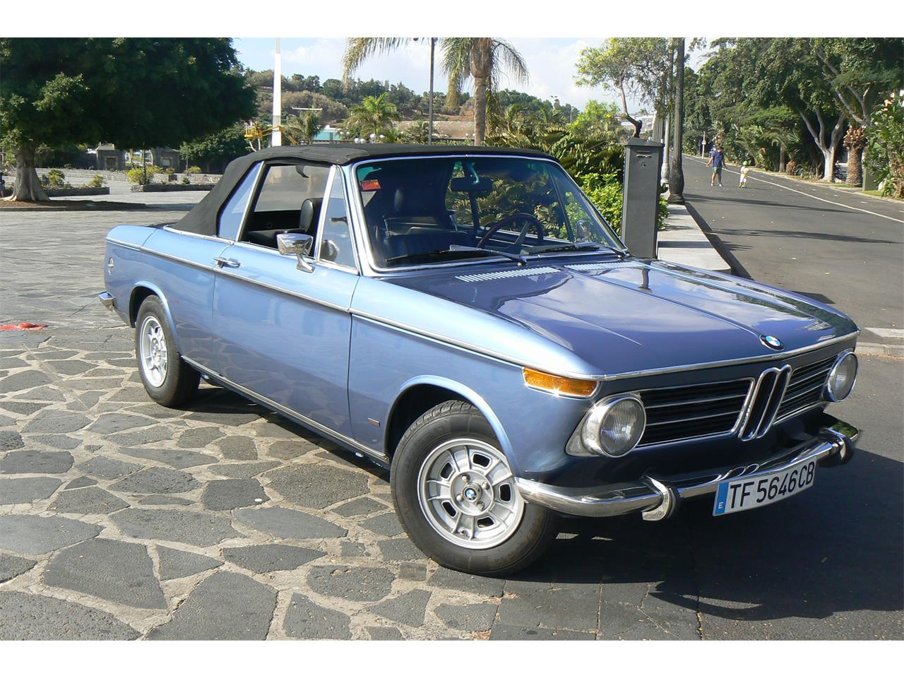 Large Picture of 1971 BMW 2002 located in Santa Cruz de Tenerife Canary Islands Offered by a Private Seller - OZFT