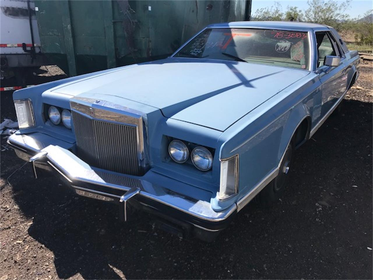 1978 Lincoln Continental Mark III for Sale | ClassicCars com