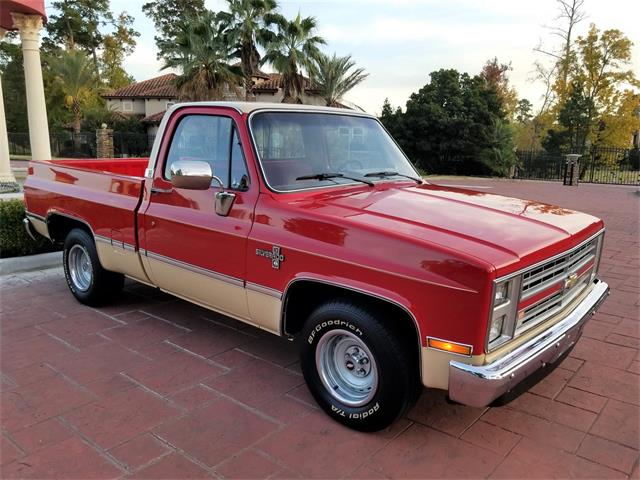 Picture of '85 C10 - OZGH
