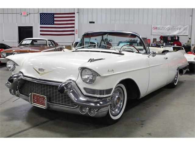 Picture of '57 Eldorado - OZGJ
