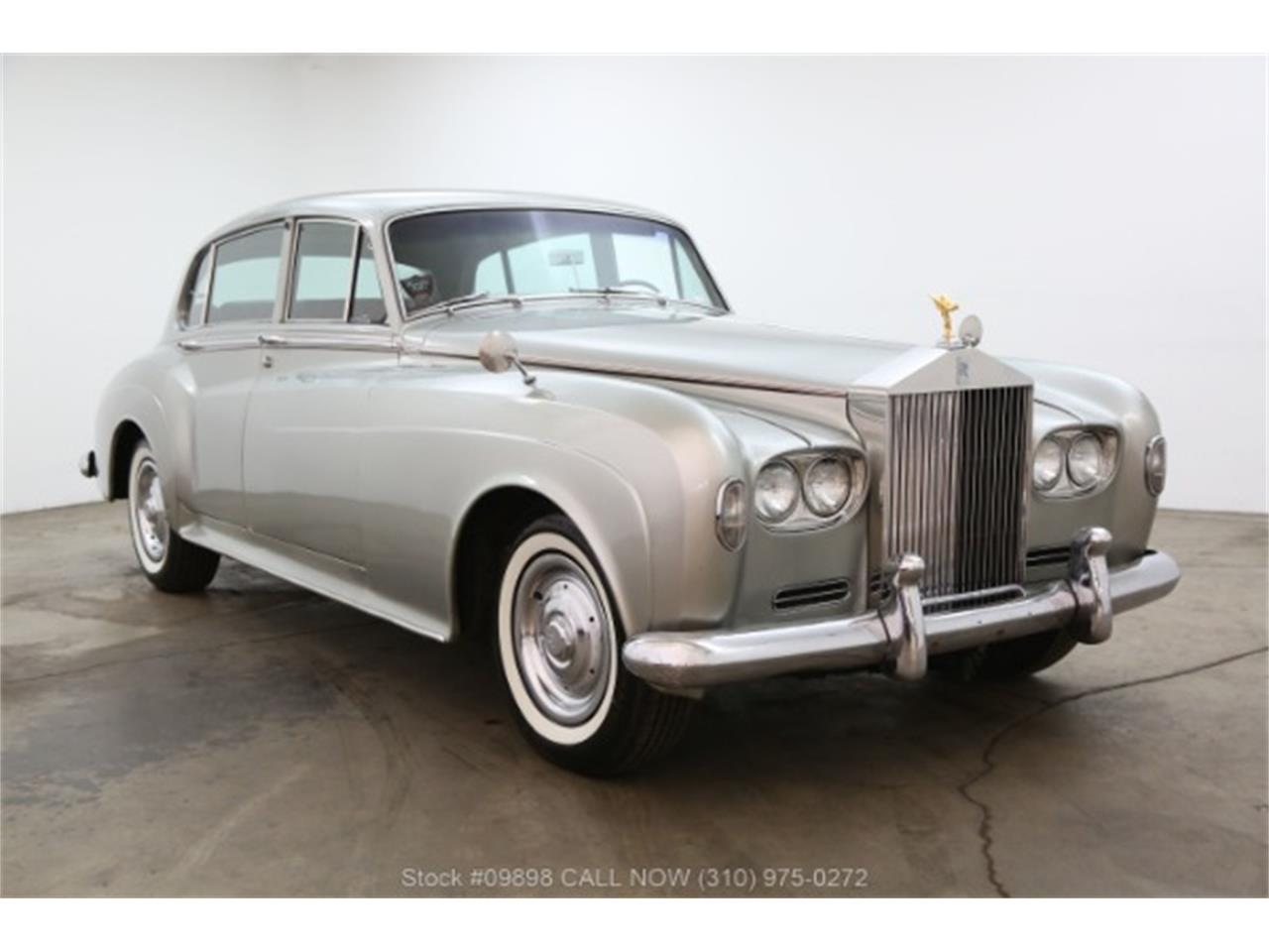 Large Picture of Classic 1964 Rolls-Royce Silver Cloud III located in California - $44,500.00 Offered by Beverly Hills Car Club - OZGN