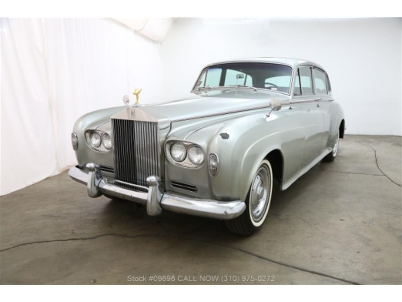 Large Picture of Classic '64 Rolls-Royce Silver Cloud III located in Beverly Hills California - OZGN