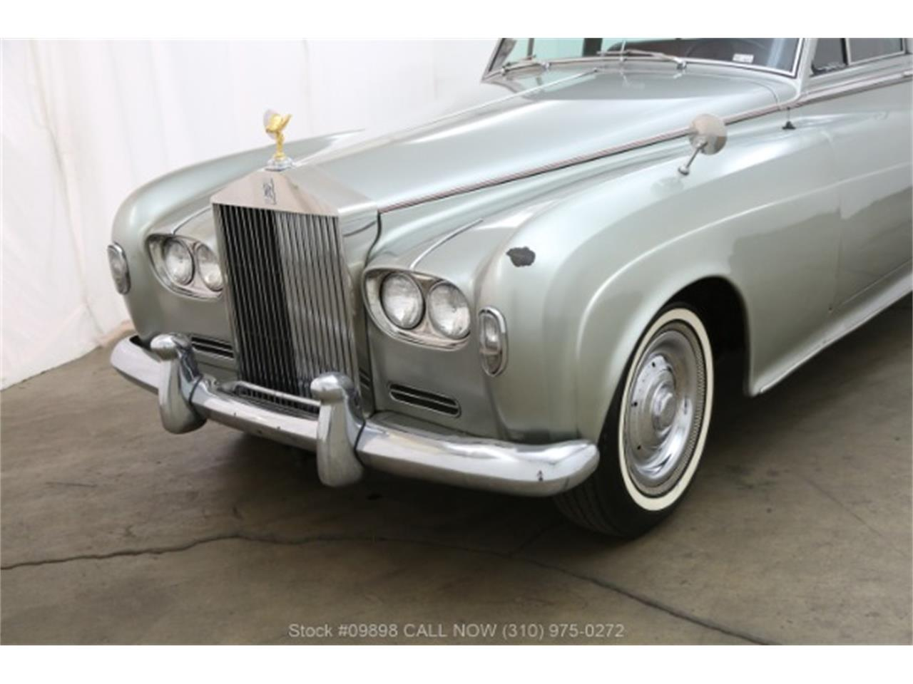 Large Picture of Classic 1964 Silver Cloud III located in California - $44,500.00 Offered by Beverly Hills Car Club - OZGN