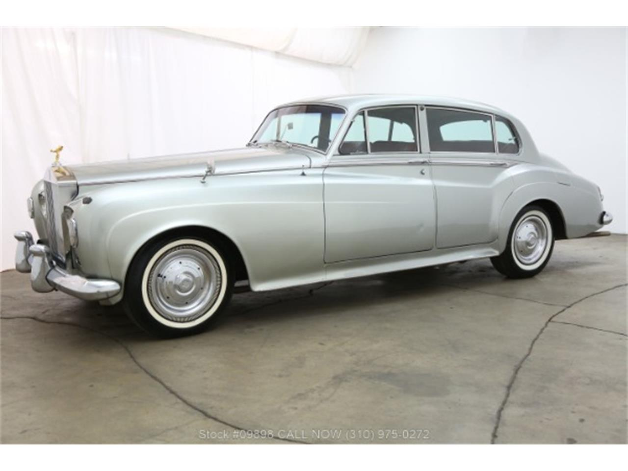 Large Picture of Classic '64 Silver Cloud III Offered by Beverly Hills Car Club - OZGN