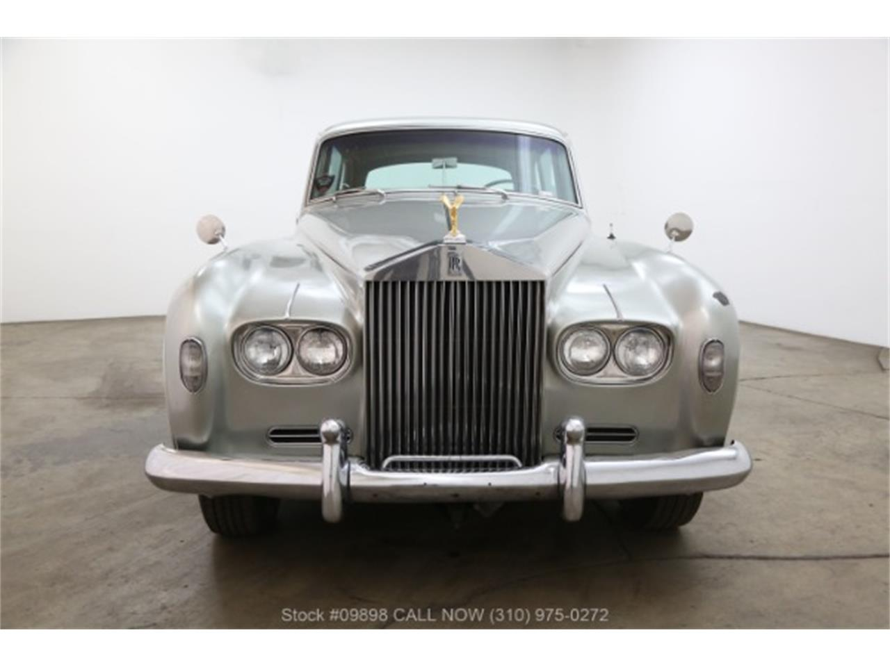 Large Picture of Classic '64 Silver Cloud III - OZGN