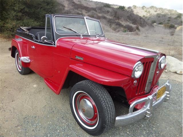 Picture of '49 Jeepster - OZHT