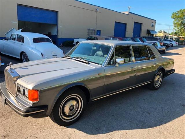 Picture of 1982 Rolls-Royce Silver Spur located in Florida - $9,950.00 - OZHZ
