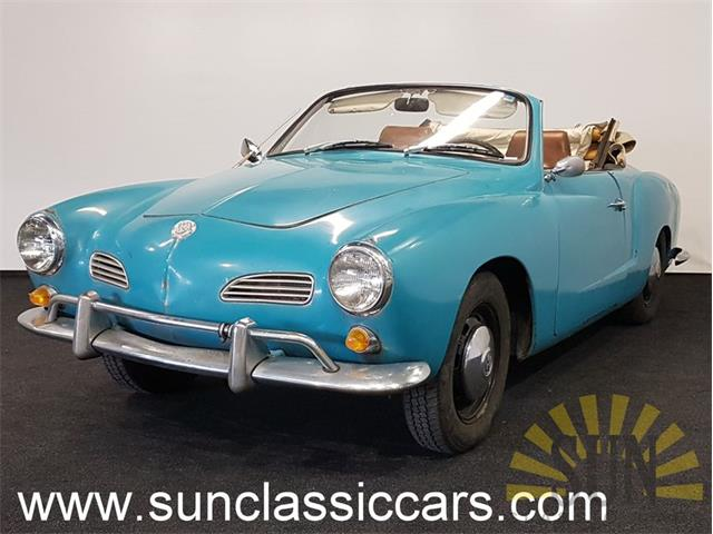 Picture of Classic '67 Volkswagen Karmann Ghia located in Waalwijk Noord Brabant - $18,600.00 Offered by  - OZIA