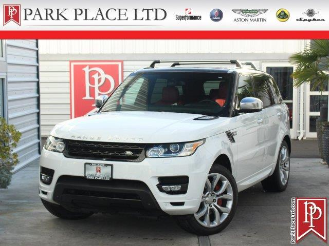 Picture of '15 Range Rover Sport - OVIC