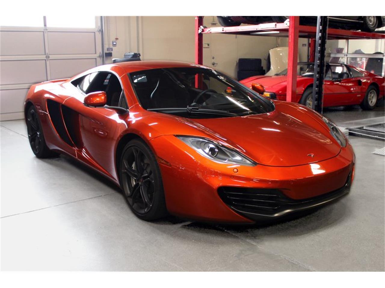 2012 mclaren mp4-12c for sale | classiccars | cc-1160600