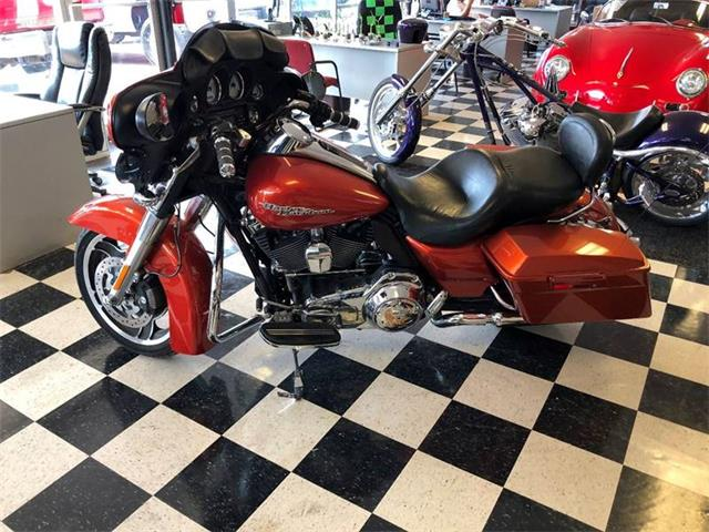 Picture of '11 Street Glide - OVJ0
