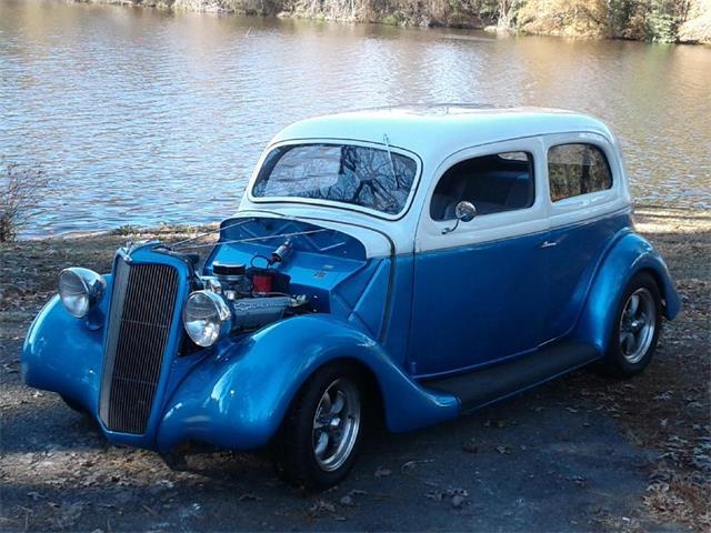 1935 to 1937 ford sedan for sale on classiccars 1938 Ford Sedan 1935 ford sedan