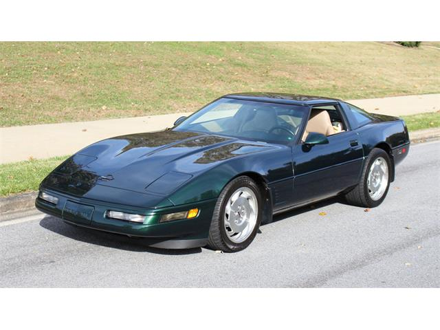 Picture of '96 Chevrolet Corvette - $22,990.00 Offered by  - OVJ7