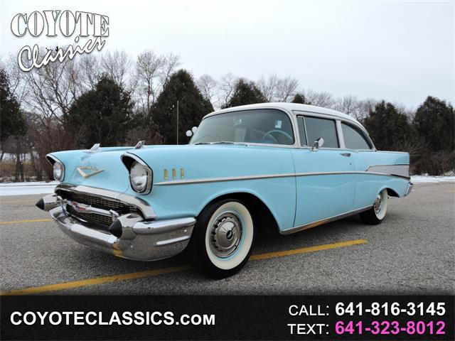 Picture of 1957 Chevrolet 2-Dr Coupe located in Greene Iowa - OVJ8