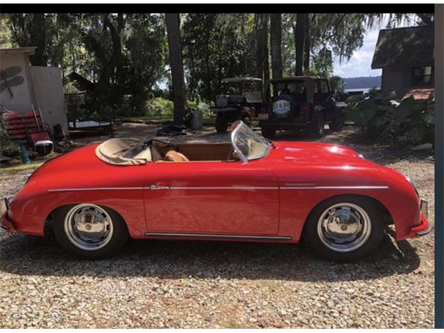 Picture of Classic '57 Porsche Speedster located in Florida Offered by a Private Seller - OZSN