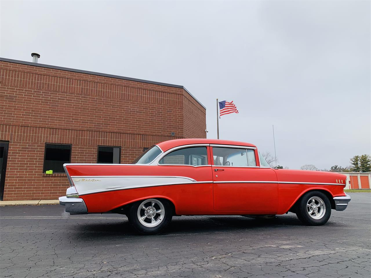 Large Picture of '57 Chevrolet Bel Air - OZSO