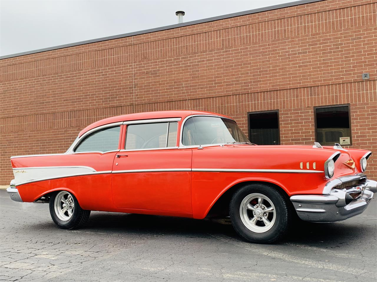 Large Picture of Classic '57 Chevrolet Bel Air located in Illinois - $29,995.00 - OZSO