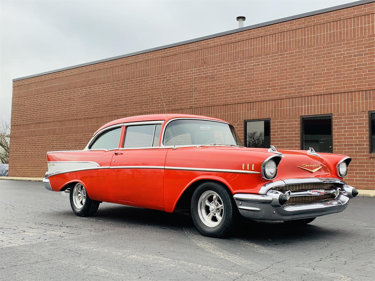 Large Picture of 1957 Bel Air located in Illinois Offered by Classic Auto Haus - OZSO